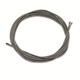 Staaldraad 1 mm lengte: 3 meter